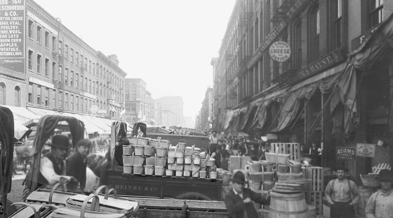 Chicago in 1910s
